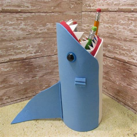 easy shark crafts for easy craft for for back to school it s a