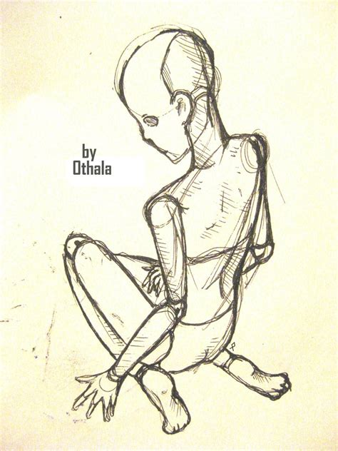 jointed doll drawing jointed doll sketch by 0thala on deviantart