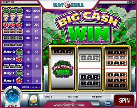 In Your Win Big Money by Big Win Slot Machine To Play Free In Rival S