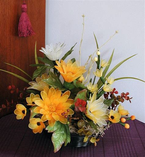 Handmade Flower Arrangements - handmade flower arrangement flower flowers
