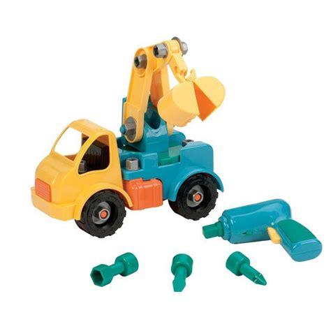 take appart take apart crane truck of tumble tots