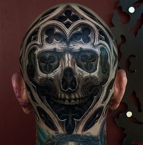 realistic skull tattoo designs 15 realistic skull tattoos and the artists them