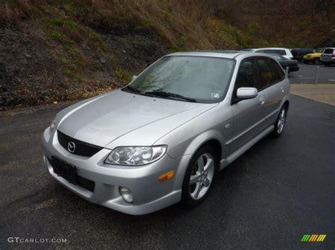 2003 mazda protege wagon sunlight silver metallic 2003 mazda protege 5 wagon