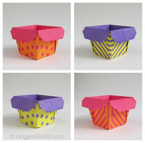 Origami Balloon Box - origami boxes origami and boxes on