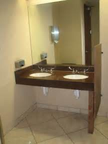 wheelchair accessible bathrooms in - Commercial Bathroom Vanities