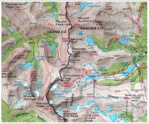 map of colorado front range latitude 40 colorado front range topo map review front