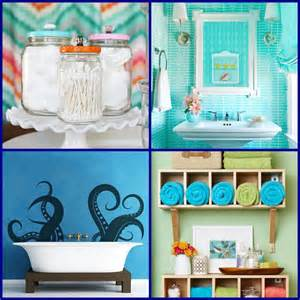 bathroom decorating ideas diy 50 diy bathroom decor and organization ideas