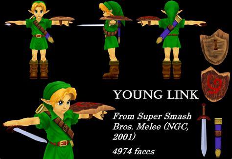 Link Model 3d