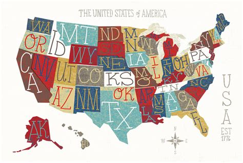 america map graphic search results for the chic type