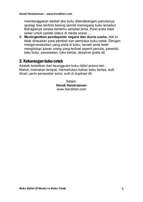 Ebook Elektronik Pemula Ep 01 buku elektronik e book vs buku cetak real book