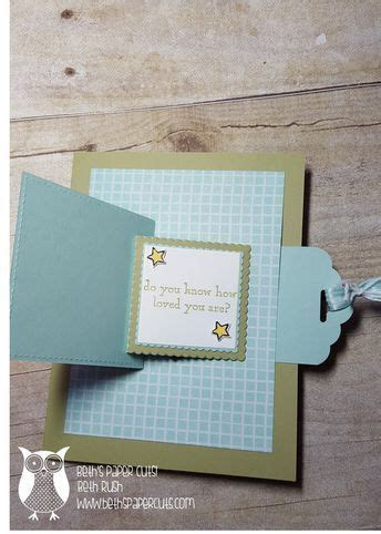flip flap card   pull  tab  front panel
