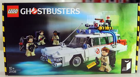 an with brent waller australian designer of lego 21108 ghostbusters