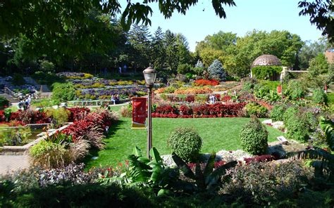 sunken gardens located at 27th and capital parkway in