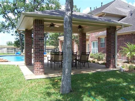 detached patio cover 1000 images about outside on backyard retreat covered patios and outdoor covered