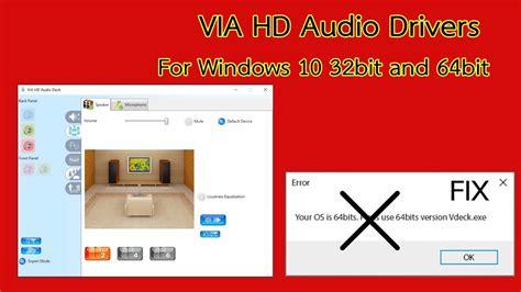 download youtube hd audio via hd audio drivers for windows 10 32bit and 64bit youtube