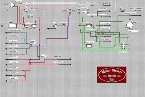 reliant trike wiring diagram