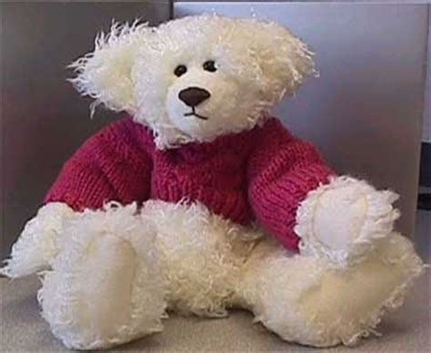 knit sweater pattern for teddy bear quilt knit run sew knit a sweater for your teddy bear