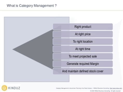 category management strategy template introduction to category management and assortment