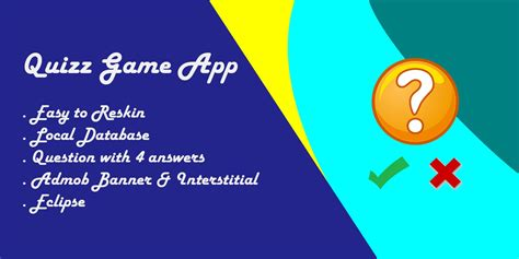 Android Quiz App Source Code by Quiz App Android Source Code Quiz And Trivia App