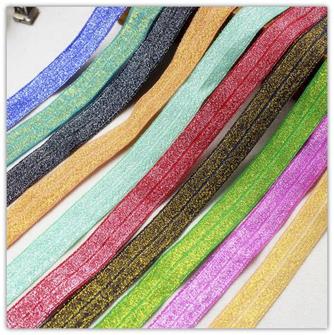 Gliiter Rainbow Ukuran 196 1128 kopen wholesale glitter elastische uit china glitter elastische groothandel aliexpress