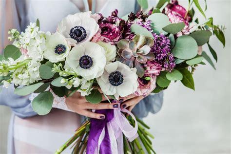 fiore di sposa fiori matrimonio il bouquet per ogni mese