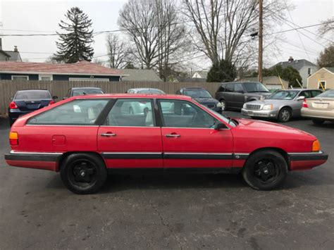 buy car manuals 1988 audi 5000s interior lighting 1988 audi 5000 s wagon 4 door 2 3l for sale audi 5000 1988 for sale in columbus ohio united