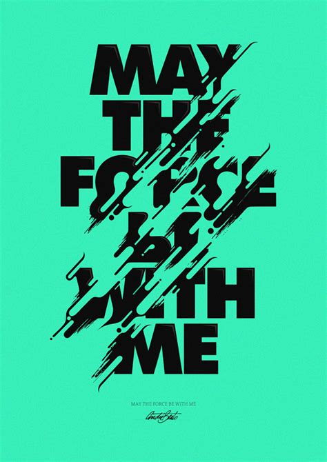 design inspiration type awesome typography works by andre beato