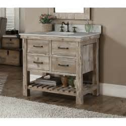 James martin furniture savannah 36 inch driftwood single vanity with
