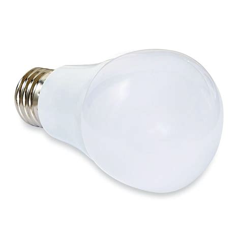 Verbatim Led Light Bulbs Verbatim 40w Equivalent Soft White A19 Non Dimmable Led Light Bulb 10 Pack 98778 10pk The