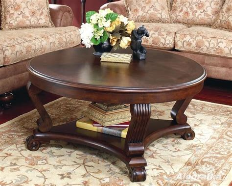 Ashley Coffee Tables And End Tables