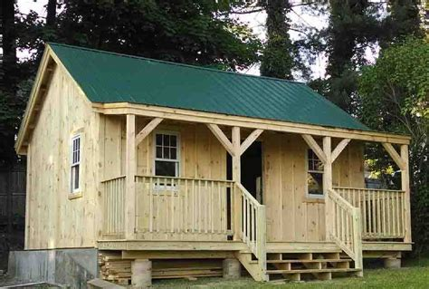 Small Log Cabin Kits Vermont 16 X 20 Vermont Cottage Option B Has An Grid 4