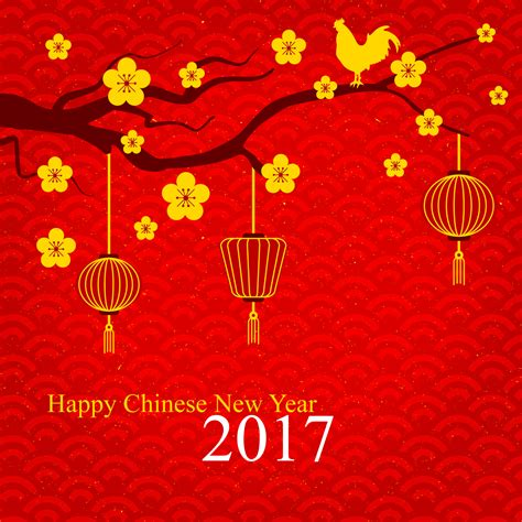 new year vector ai blessing in 2017 happy new year design china