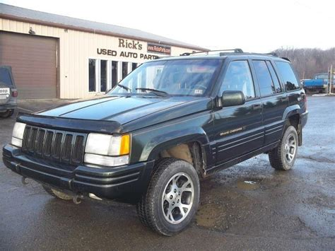95 Jeep Grand Parts Purchase 93 94 95 96 97 98 Jeep Grand R Corner