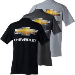 chevrolet bowtie t shirt chevymall