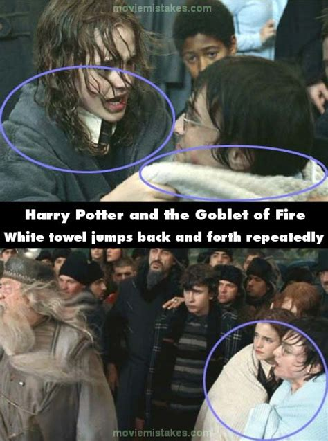 mistakes in the harry potter books harry potter wiki wikia harry potter and the goblet of fire movie mistake picture 6