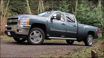 2011 chevrolet silverado 2500hd diesel review winnipeg