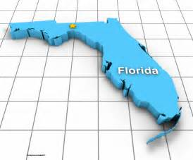 small map of florida obama and romney still competitive in florida home of