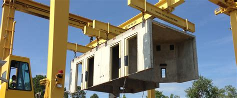 modular unit composite global modular conrete construction with