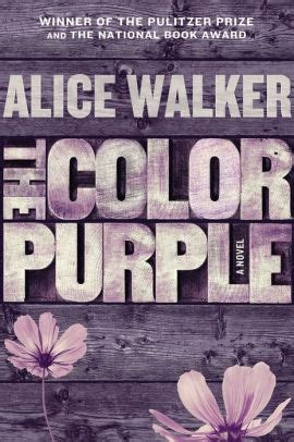 the color purple by alice walker 9781453223970 nook the color purple musical tie in by alice walker