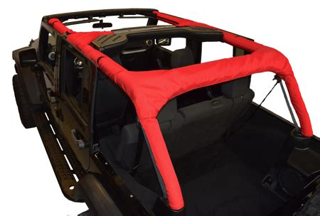 Jeep Roll Bars Roll Bar Covers Jeep Wrangler Jk Unlimited Kit 2007 Up