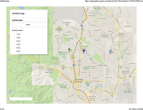 colorado springs subdivisions map specific cs apartment neighborhoods colorado city for
