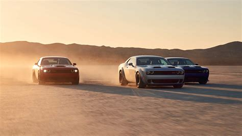 2019 Chrysler Lineup by 2019 Dodge Challenger Lineup Starts At 27 295 Autodevot