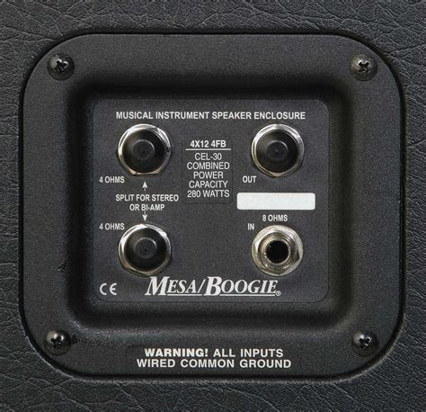 mesa boogie 4x12 cabinet speakers mesa boogie ltd rectifier traditional 4x12 240w angled