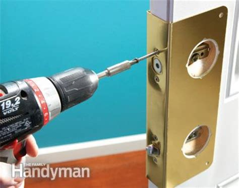 How To Reinforce Door by Home Security How To Increase Entry Door Security The