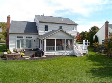 backyard porches and decks a gallery of our decks patios and porches porch patio of frederick