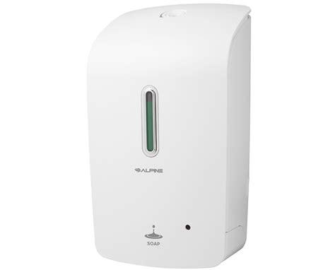 Dispenser Electric alpine automatic free soap dispenser tiger supplies