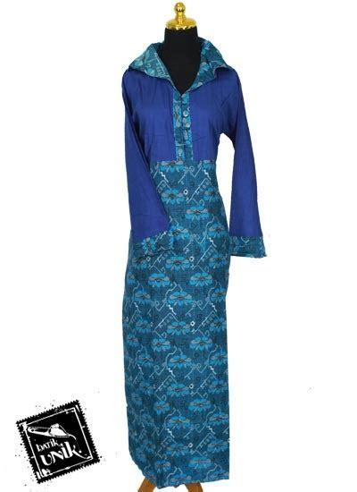 Set Gamis Syar I Motif Bunga Kipas gamis batik motif bunga tenun gamis batik murah batikunik