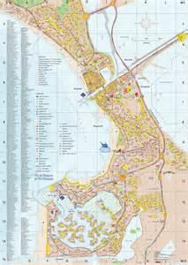 le grau plan d 233 taill 233 du grau du roi port camargue centre ville