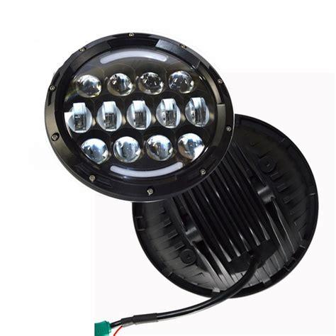 Jeep Jk Led Headlights 7 Inch Cree Led Headlight Indicator Turn Light Fog Light