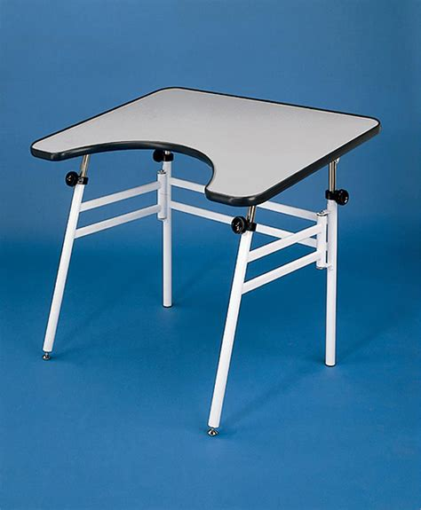 Foldable Drafting Table Alvin Reflex Folding Drafting Table Handicapped Wheelchair Accessible